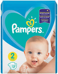 PAMPERS 2 delivery