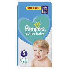 PAMPERS 5 delivery