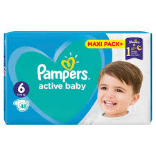 PAMPERS 6 delivery