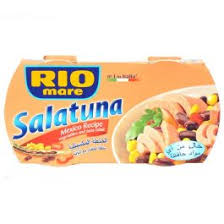 TUNJ U MEKSICKOJ SALATI 2X160G RIO MARE dostava