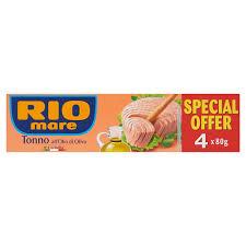 RIO MARE 4X80GR dostava