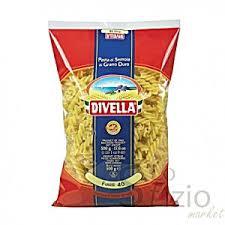 DIVELLA FUSILLI  500G delivery