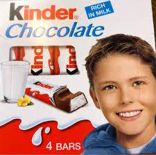 KINDER 50GR delivery