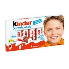 KINDER COKOLADA 100GR delivery
