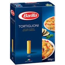 BARILLA TORTIGLIONI delivery
