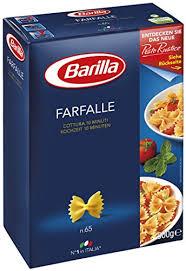 BARILLA FARFALE 500GR delivery