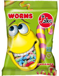 JAKE GUMENE WORMS dostava