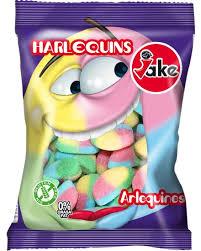 JAKE gumene Harlequins sour dostava