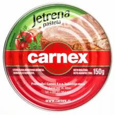 JETRENA PASTETA 150GR CARNEX delivery