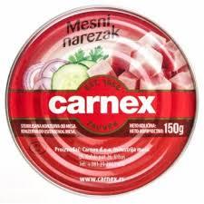 CARNEX MESNI NAREZAK 150GR delivery