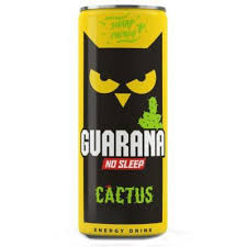 Guarana golf 0.25l Cactus dostava