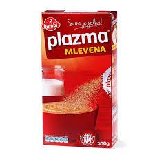 PLAZMA MLEVENA 300G delivery