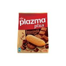 Plazma plus čokolada keks 100gr. delivery