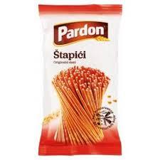 PARDON GRISINE dostava
