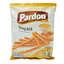 PARDON STAPIC KIKIRIKI 125 GR +  delivery