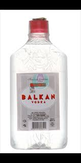 BALKAN VODKA 40% PET 0.5L dostava