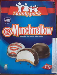 MUNCHMALOW FAMILY PACK 210G dostava