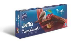 NAPOLITANKA JAFFA VISNJA/KAK.PRELIV 140G delivery