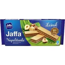 NAPOLITANKE JAFFA LESNIK 187G delivery