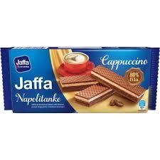 JAFFA NAPOLITANKA CAPPUCINO 187G delivery