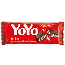 BANAT YOYO RIZA  80G dostava