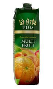 LA VIVA PRIZMA MULTI FRUIT 1/1 dostava