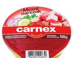 MESNI NAREZAK FOLIJA  CARNEX 100GR delivery
