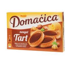 DOMAĆICA TART NOUGAT 210GR. delivery