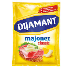 MAJONEZ CLASSIC  95ML DIJAMANT delivery
