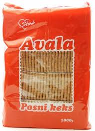 KEKS AVALA 1KG STARK delivery