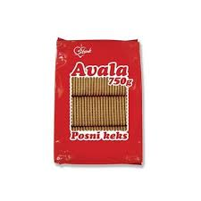 AVALA KEKS 750G delivery