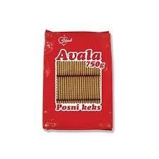 AVALA KEKS 750G dostava