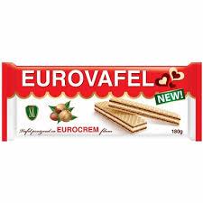 EURO VAFEL 180 g delivery