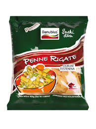 PENNE RIGATE 400GR. delivery