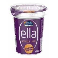 Ella sveži sir 400gr. delivery