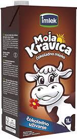 Coko mleko Kravica 1% 1L TG dostava