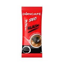 DONCAFE 3 SEC 2 1 BLACK dostava