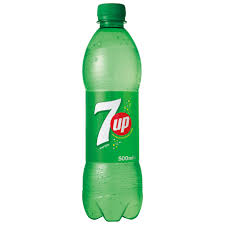 7UP 0.5L PET delivery