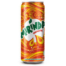 MIRINDA POMORANDZA CAN 0.33 dostava