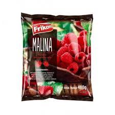 ZAMRZNUTE MALINE FRIKOM 400g dostava