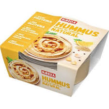Hummus natural 200gr delivery