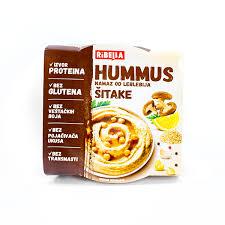 HUMMUS ŠITAKE 80GR. delivery