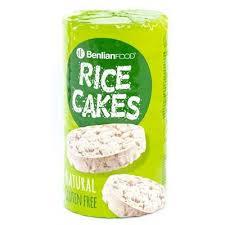 GALETE PIRINAC CAKES NAT 100G dostava