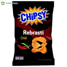 Chipsy X Cut Chilli 150gr. dostava
