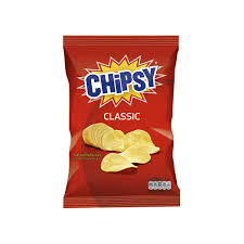 Chipsy ravni slani SH bag 250gr. dostava