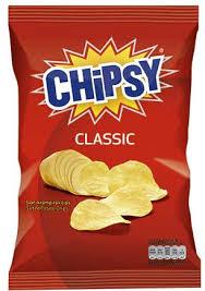 Chipsy Ravni Slani 90g dostava