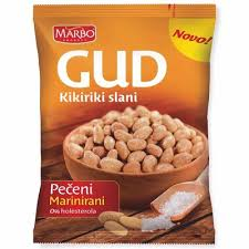 GUD PEANUT FRIED CHILI 80GR. dostava