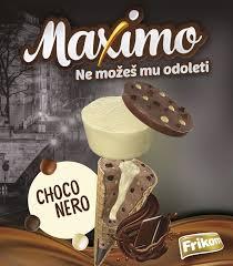 MAXIMO CHOKO NERO delivery
