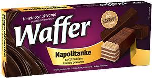 VAFEL ČOKO 185GR. WAFFER - MORAVKA delivery