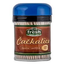 FRESH CACKALICE 150/1 dostava